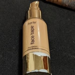 Med Tan Golden)Tarte Face Tape Foundation